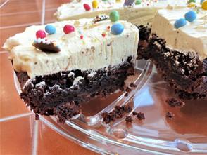 Chocolate Brownie Cookie Slice