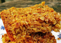 Fabulous Flapjacks (oat slice)