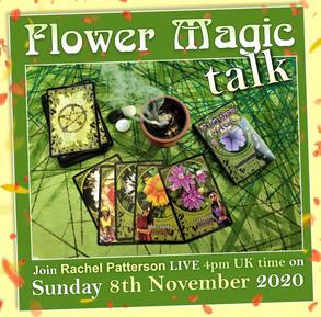 Live Online Flower Magic Talk