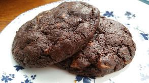 Squishy Chocolate Cookies