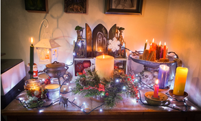 Working with types of altar
