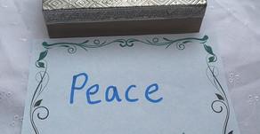 Working Magic...PEACE