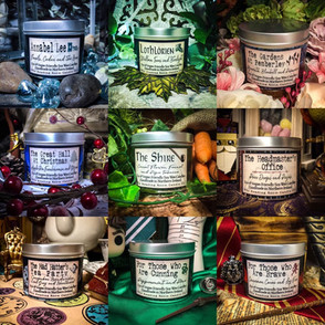Review: The Reading Room Candle Co