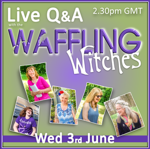 Waffling Witches Live Q&A