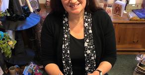 Author Snapshot Interview: Lucya Starza