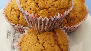 Spice muffins (vegan)