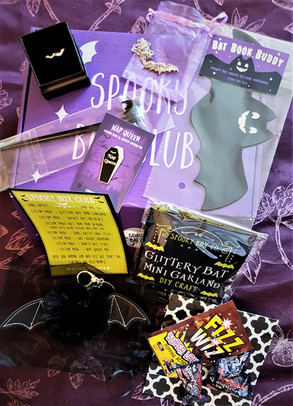 Review: The Spooky Box Club