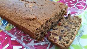 Tea loaf (vegan/GF option)