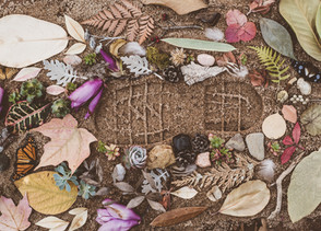 Footprint money spell