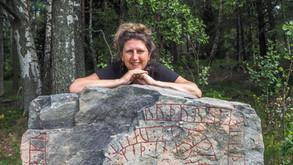 Author Snapshot Interview: Imelda Almqvist