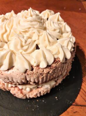 Meringue Sponge Cake