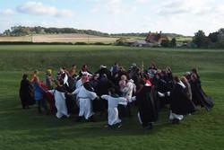 Spiral Dance, Dorset Grove, 2012
