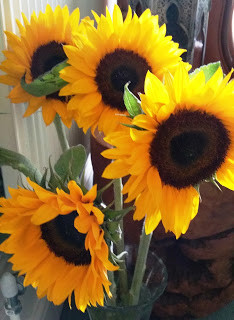 The magic of...Sunflowers