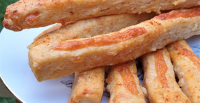 Paprika Cheese Straws