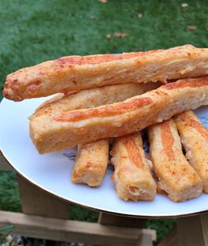 Paprika Cheese Straws