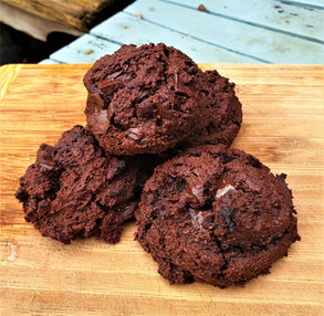 Coconut Flour Chocolate Cookies