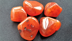 Crystal Magic - Carnelian