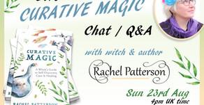 Live Curative Magic Chat/Q&A