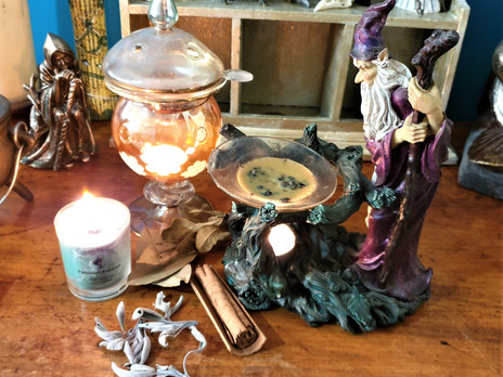 Kitchen Witch: What's On in September?