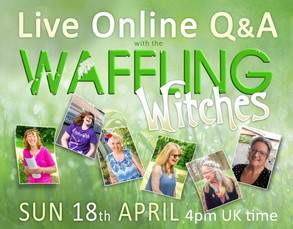 Waffling Witches - April