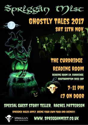Ghostly Tales Spriggan Mist style...