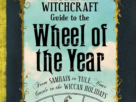 Book Review: Wheel of the Year