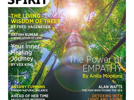 The Sun Shines in Watkins Magazine