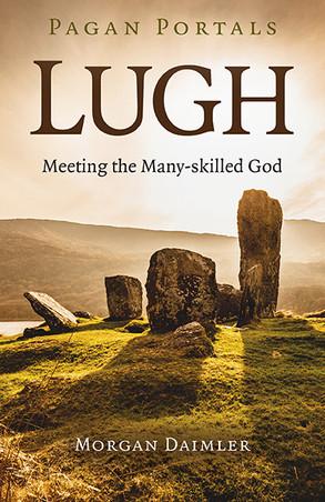 Review: Pagan Portals Lugh by Morgan Daimler