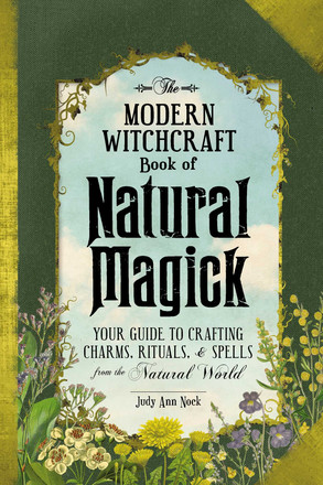 Book Review: The Modern Witchcraft Book of Natural Magick