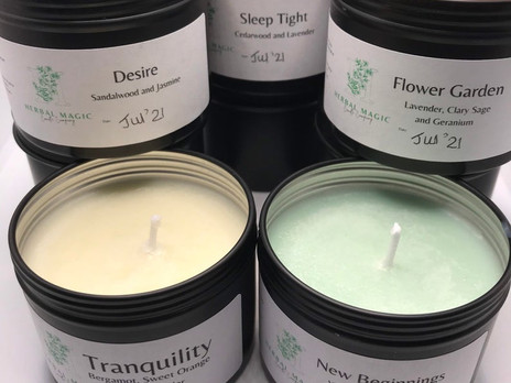 Review: Herbal Magic Candle Company
