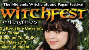 Witchfest Midlands...2019