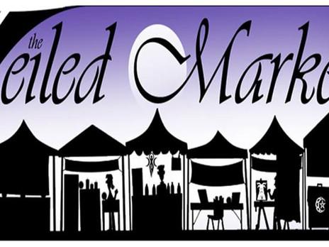 A new online shop...The Veiled Market
