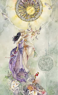 On the seventh day of Yule the Goddess gave to me...