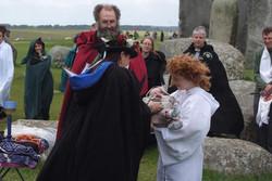 Wiccaning, Stonehenge - 2011