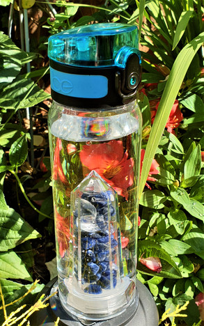 Review: BeWater Crystal Water Bottle