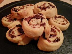 Leftover Biscuit Rolls