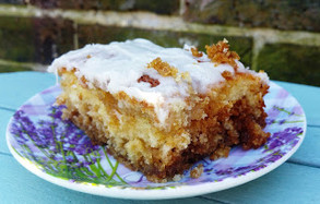 Caramel Swirl Cake