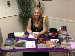 Book launch & signing - Hoodoo