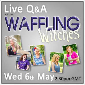Live Waffling Witches
