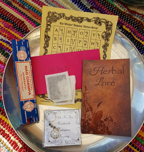 Review: The Well Read Witch Subscription Box