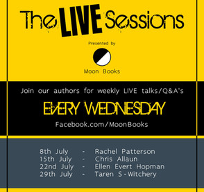 The Live Sessions with Moon Books