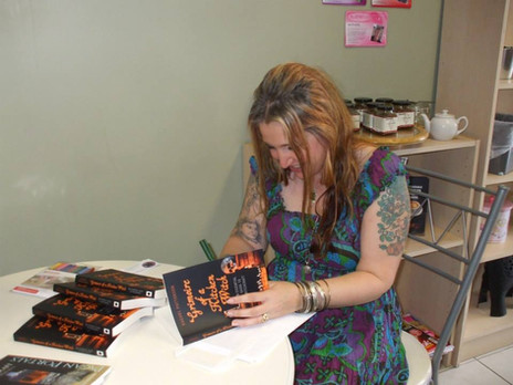 How to make an author happy...