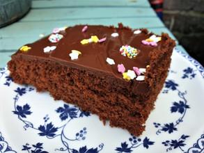 Chocolate Tray Bake