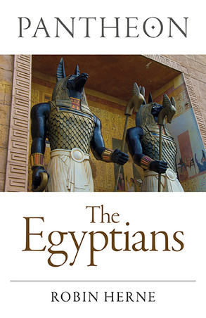 Review: Pantheon - The Egyptians by Robin Herne