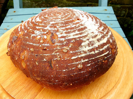 Pickled Onion Bread