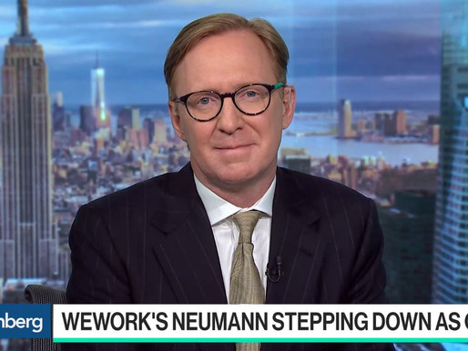 WeWork firing Neumann doesn't fix problems with losses and opacity - Wallace