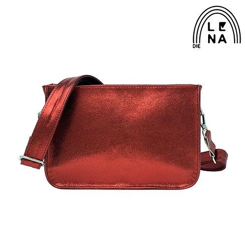 Taschenkörper rot glänzend