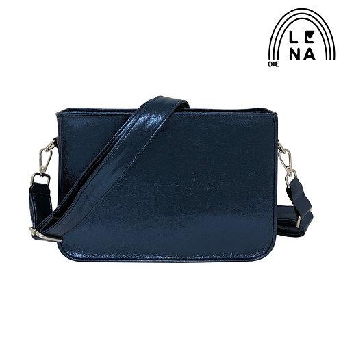 Taschenkörper dunkelblau glänzend