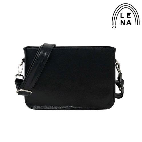 Taschenkörper schwarz glänzend