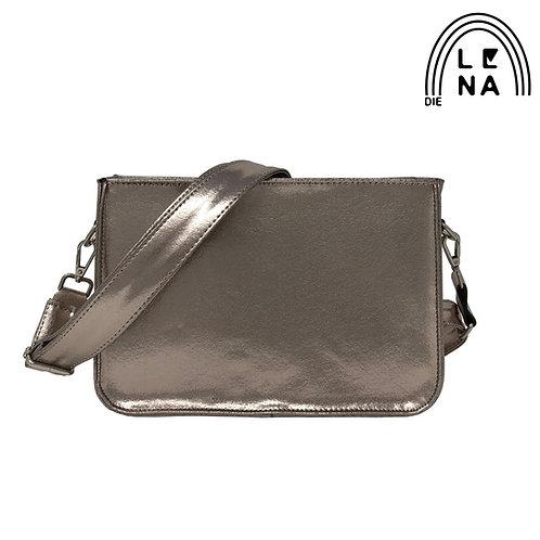 Taschenkörper grau glänzend